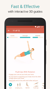 Seven – 7 Minute Workout PRO (Cracked) 2