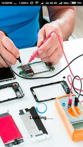 Mobile Repairing Course Book - Basic to Advance - Apps on