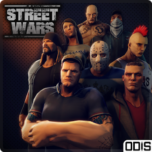 Street Wars PvP icon do Jogo