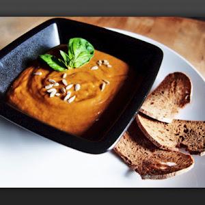 Massaman Curry Sweet Potato Soup