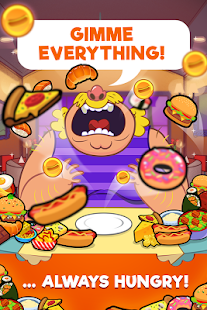 Feed the Fat - All You Can Eat Buffet Clicker Game- screenshot thumbnail