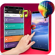 DROIDWALLY - Ringtones and Wallpapers icon