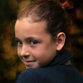 Morgan by Sandy Considine - Babies & Children Child Portraits ( girl child, brown eyes, brown hair )