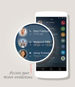 Contacts & Dialer by drupe v1.124.00072-Rel