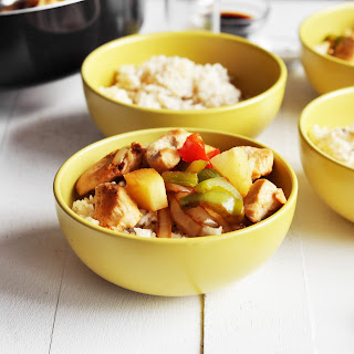 Pineapple Chicken Stir Fry Recipe