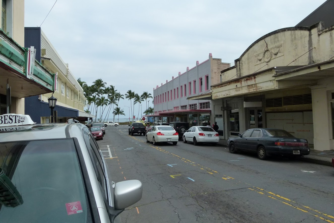 Hilo Downtown