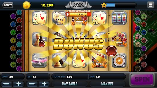 Billionaire Jackpot Slot Machines - náhled