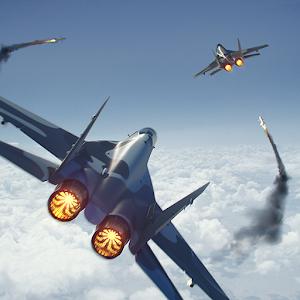 Modern Warplanes MOD APK aka APK MOD 1.7.4 (Mega Mod)