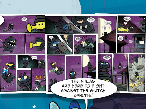 Doodle Jump Motion Comics Apk Download 6