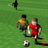 Action Soccer Games 3D