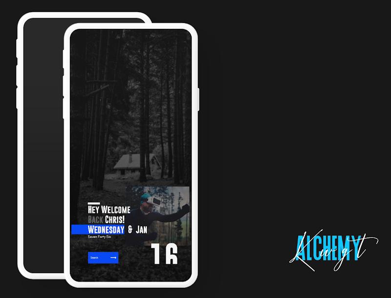 Alchemy for KWGT Screenshot 2