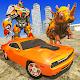 Rhino Robot Car Multi transforming Robot games APK