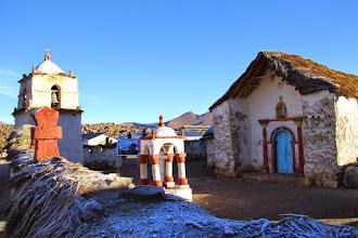 Photo: Iglesia de Parinacota (fotos en https://plus.google.com/104569570884082298537)
