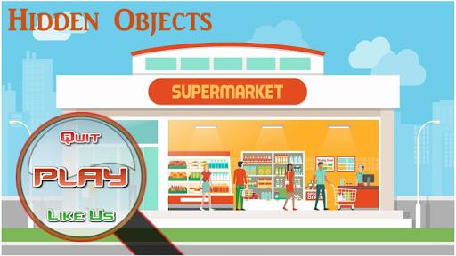 Hidden Scerets - Grocery Store
