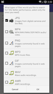 How to recover your deleted Photos 6