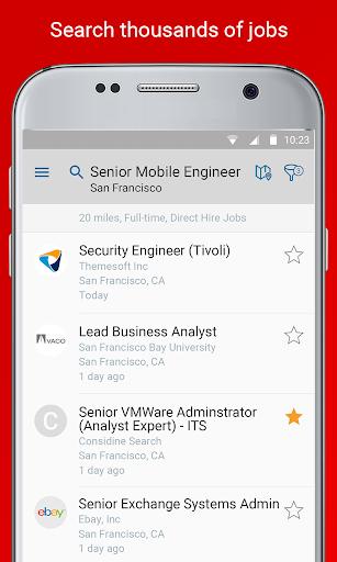 Tech Jobs, Skills & Salary  screenshots 1