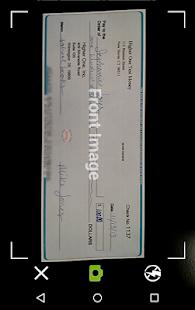 Higher One Mobile Banking App- screenshot thumbnail