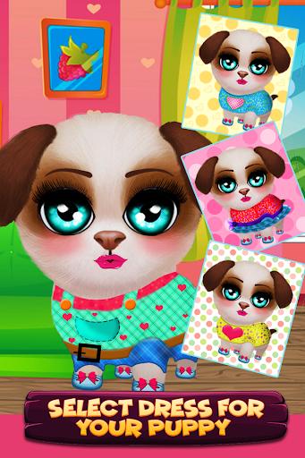 Puppy Dog Makeup Salon: Pet Makeover Salon & Spa 1.0 screenshots 14