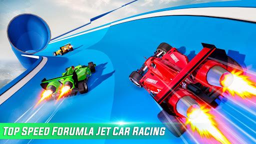 Formula Jet Car Stunt Games u2013 Mega Ramp Stunts screenshots 16