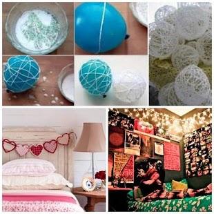 Idea Diy Menghias Bilik Tidur Lakaran Kecil Tangkapan Skrin