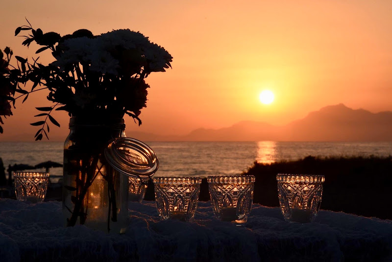 Aperitivo al tramonto di luca_dangelo