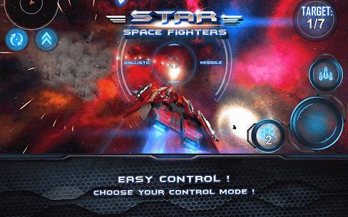 Galaxy War Fighter Mod Apk (Unlimited Money) 2