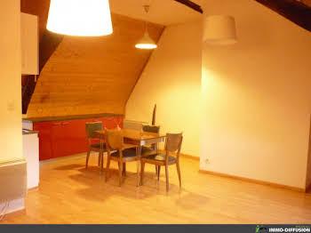 Appartement 3 pièces 46,45 m2
