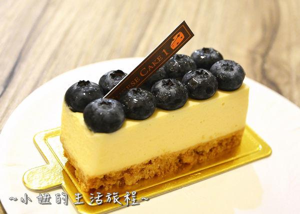 乳酪蛋糕界的愛馬仕「Cheese Cake 1 」實體店面在台北信義新光三越A4館B2