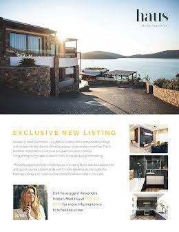 Haus Listing - Real Estate Flyer item