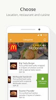 Screenshot of Otlob - Order food delivery