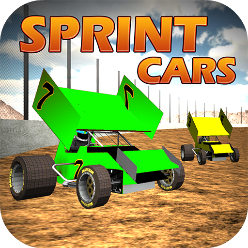 Dirt Track Sprint Car Game