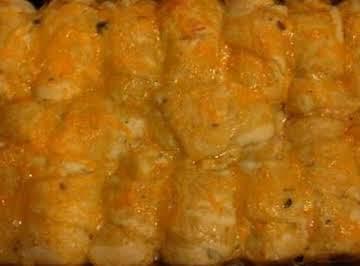 Chicken Crescent Bake