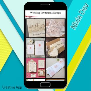 Wedding Invitations Design - náhled
