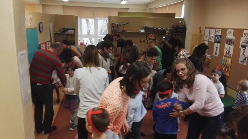 Słoneczka: Świąteczne spotkanie z rodzicami