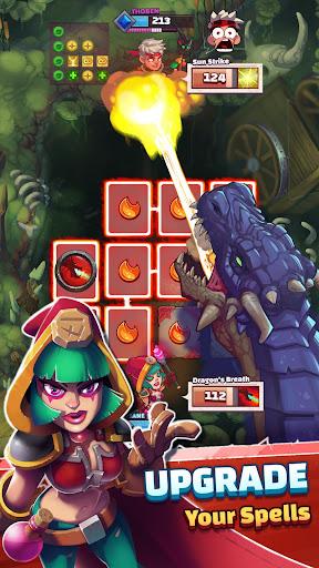 Super Spell Heroes - Magic Mobile Strategy RPG  screenshots 5