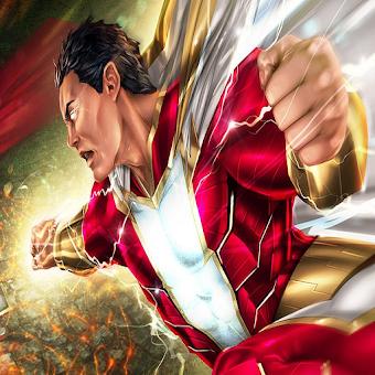 Shazam Superhero Wallpaper Hd |4K Backgrounds