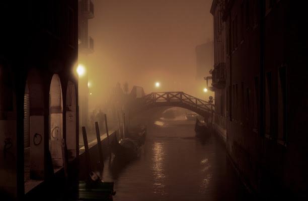 Caigo in Canal di Giovanni Viaro