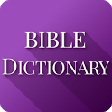 Bible Dictionary Free & KJV Daily Bible icon