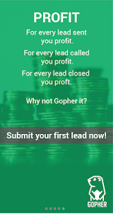 Gopher Leads- screenshot thumbnail