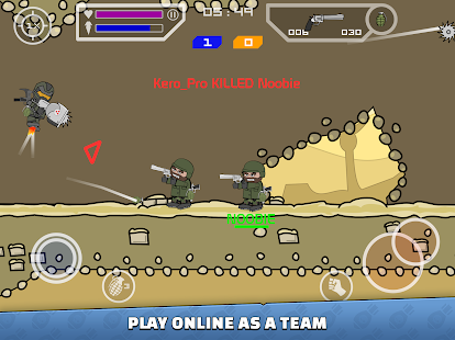 Game Mini Militia - Doodle Army 2 APK for Windows Phone