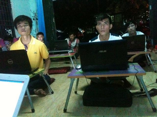 khóa học lập trình php