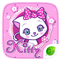 Kitty GO Keyboard Theme icon