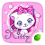 Kitty GO Keyboard Theme file APK for Gaming PC/PS3/PS4 Smart TV