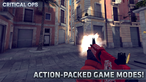 Critical Ops: Multiplayer FPS 1.17.0.f1138 screenshots 3