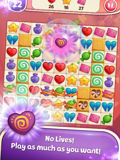 Sweet Hearts - Cute Candy Match 3 Puzzle  screenshots 11