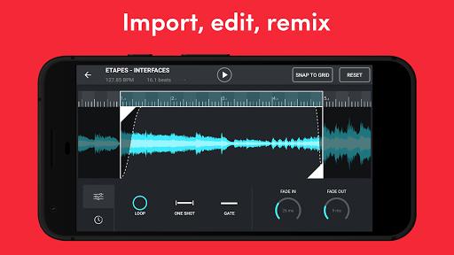 Remixlive - Remix & sample music 4.0.3 gameplay | AndroidFC 2