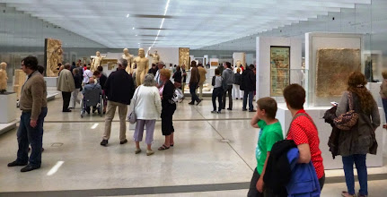 Photo: La galerie du temps, Louvre-Lens (foto bma)