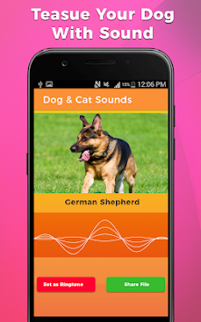 Download Cat and Dog Whistle,Personalise Ringtone APK latest