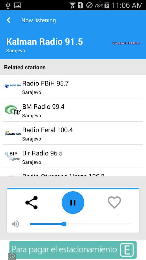 Bosnia-Radios 45