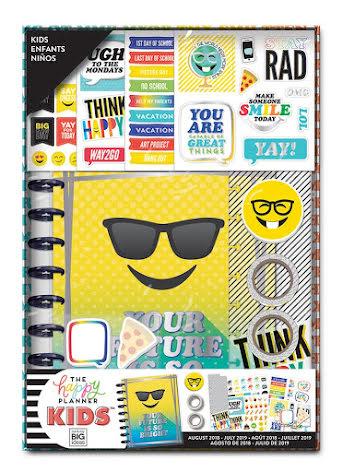 Me & My Big Ideas CLASSIC Happy Planner Kit - KIDS Keep Laughing UTGÅENDE